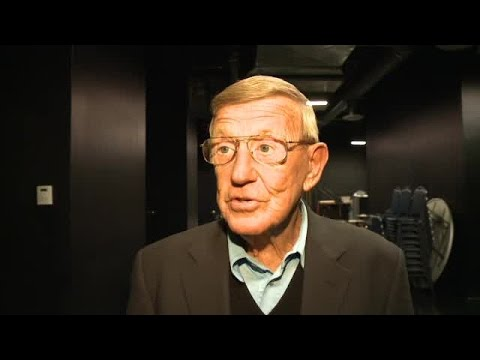 Extended Lou Holtz Interview