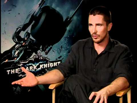 The Dark Knight - Exclusive: Christian Bale Interview