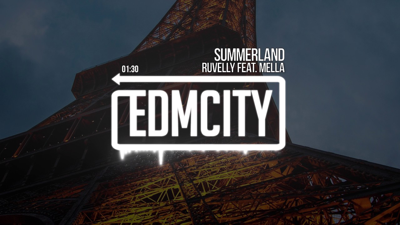 Ruvelly Feat. Mella - Summerland