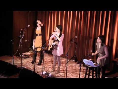 Kina Grannis - Swedish Am Music Hall @SF Part 1 of 3