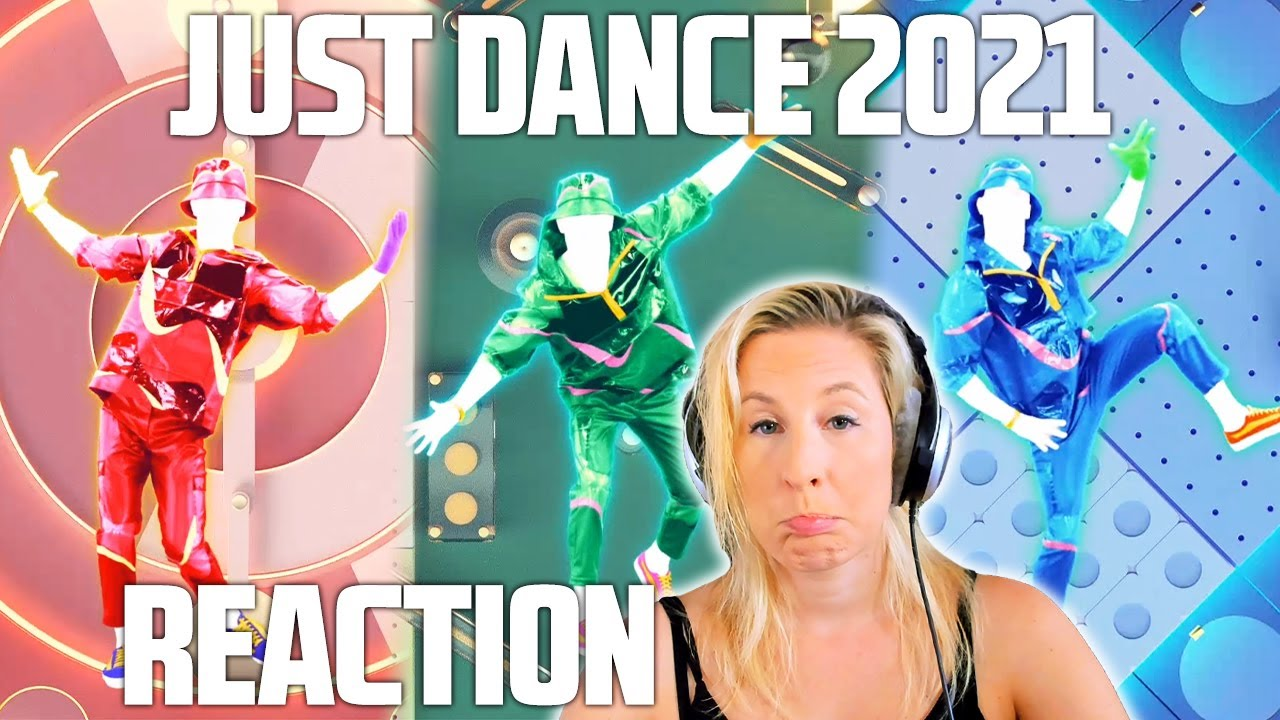 INTOXICATED - Martin Solveig & GTA - JUST DANCE 2021 REACTION!