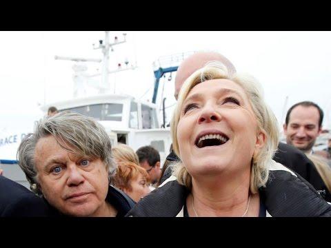 [Zap tv] Gilbert Collard lance un poulpe sur Marine Le Pen ! 28/04/2017