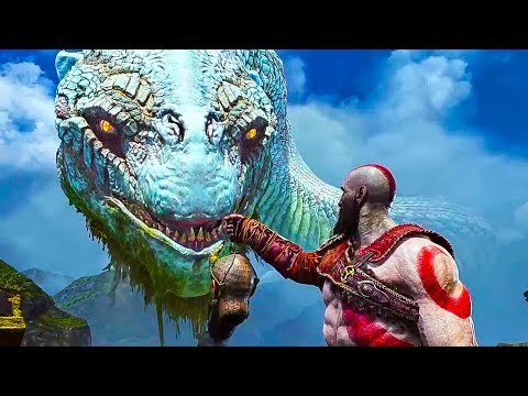 Thumbnail: GOD OF WAR 4 - E3 2017 Gameplay Trailer (Playstation Conference)