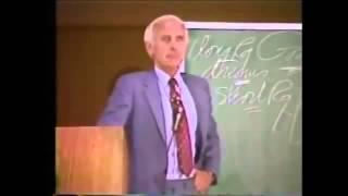 Importance of setting Goals.Jim Rohn