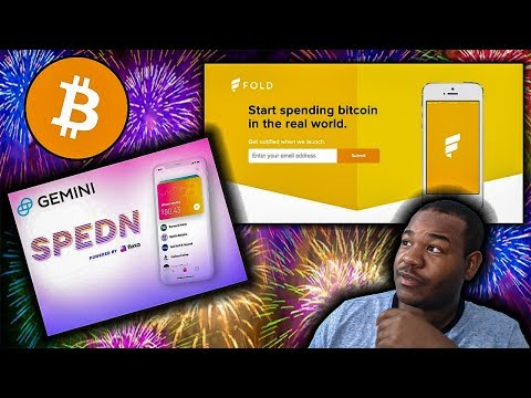 Spend BTC & Bitcoin Lightning At Retail With SPEDN And Fold