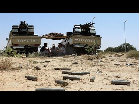 Heavy combat raging in Sirte, ISIS stronghold in Libya