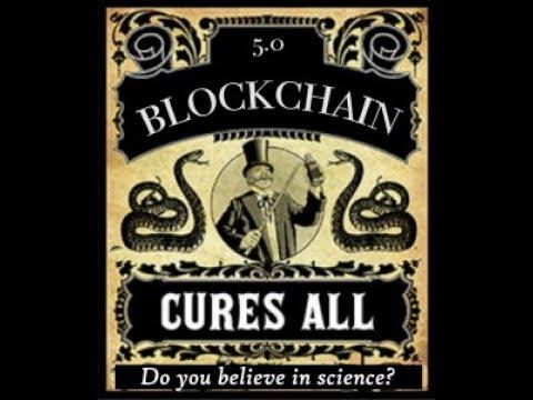 The Misleading Blockchain 5.0 Problem