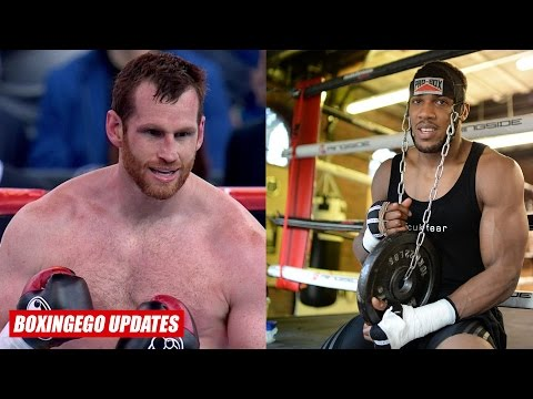 "ANTHONY JOSHUA KNOCKED OUT IN SPARRING CLAIMS DAVID PRICE ""AJ WAS AN AMATEUR, I WAS NOVICE PRO"""