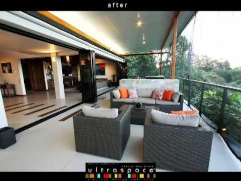 "Multi Award Winning ""Bali House"" refurbishment by Mark Gacesa of Ultraspace"