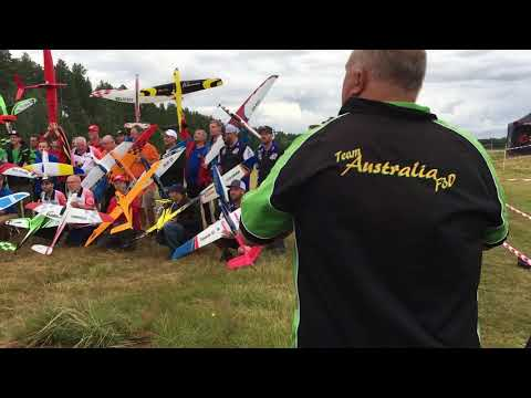 Impression from 2017 F3D Pylonracing World Championships in Dala-Järna Sweden.