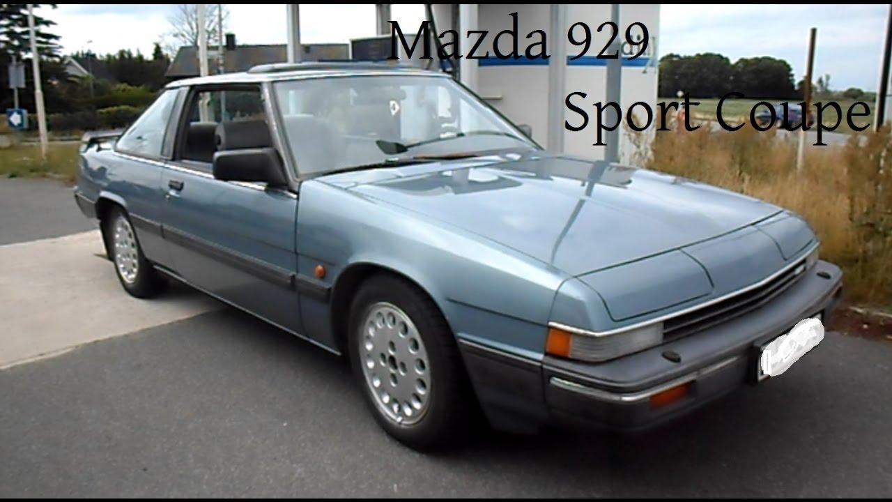 MAZDA 929 - YouTube