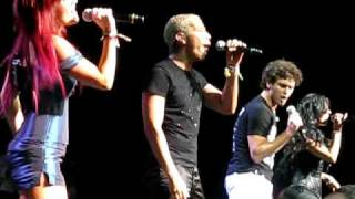 rbd besame sin miedo los angeles gibson amphitheater december 52008