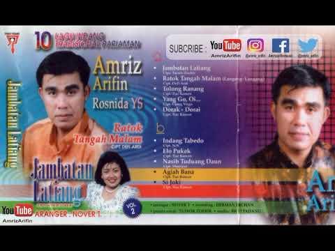 INDANG PARIAMAN VOL 2 - AMRIZ ARIFIN ( ALBUM JAMBATAN LATIANG )
