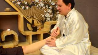 Китайский массаж стоп Цзяо Ань Мо с нуля