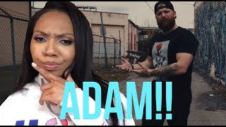 Adam Calhoun - Huck Fosier  Reaction