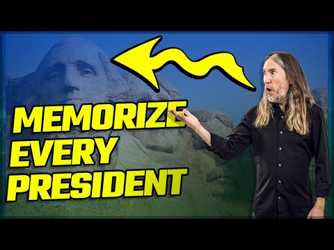 How To Memorize The Presidents WITH Dates In Office