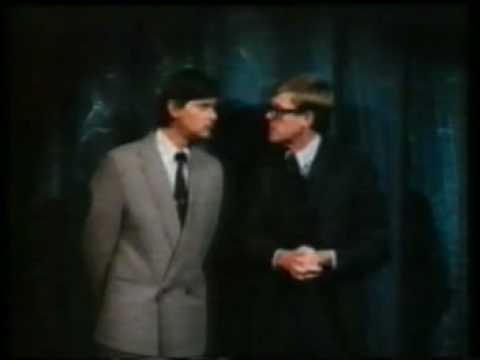 """Alan Bennett & John Fortune: """"Men"""