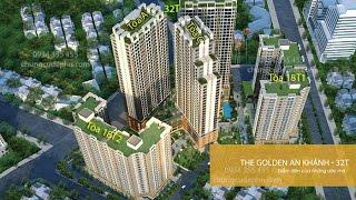 The Golden An Khánh 32T giai đoạn 2 - Sông đà Hoàng Long