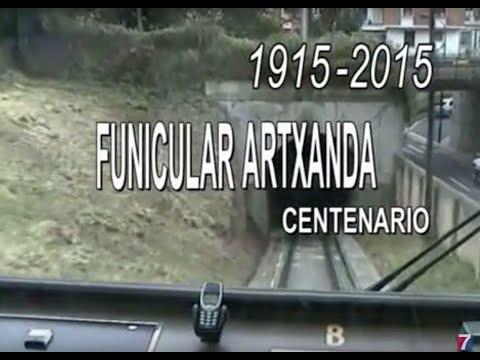 Centenario del Funicular de Artxanda (1915-2015)
