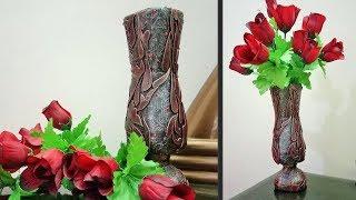 How to make vase - DIY Vase - DIY Flower Pot
