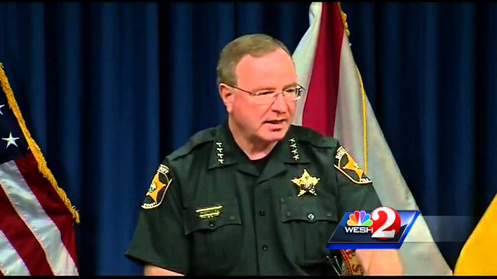 Sheriff Grady Judd Famous Quotes: Sheriff Grady Judd To Parents Of Bullies: We'll Discipline