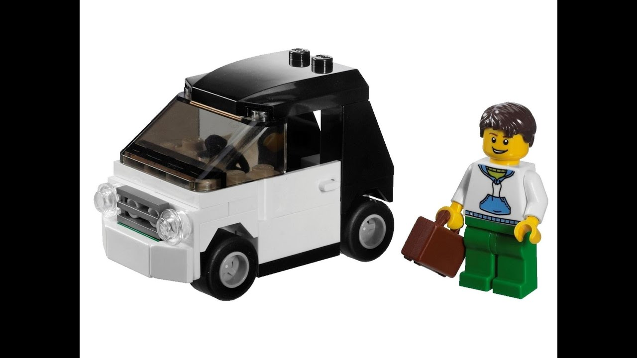 Comment faire une voiture lego youtube - Comment faire une ville lego city ...