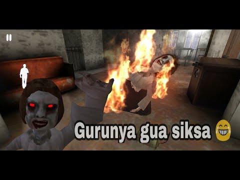 Gurunya gua kerjain - Dread teacher Horror game Full gameplay