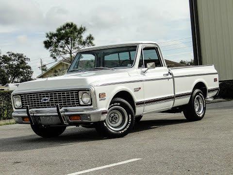 1972 Chevrolet C10 Super Cheyenne   #363