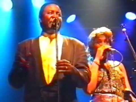 BANA OK LIVE, AMSTERDAM 1993:  CHAQ'UN POUR SOI