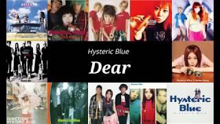 Hysteric Blueは学生時代よくコピーしていました 佐久間さんがプロヂュ...