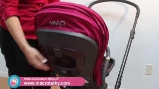 MacroBaby - Mamas & Papas Mylo Stroller