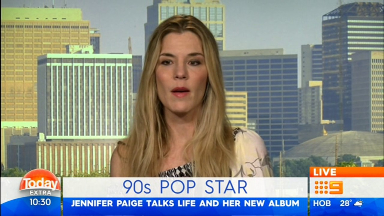 Jennifer Paige - Jennifer Paige