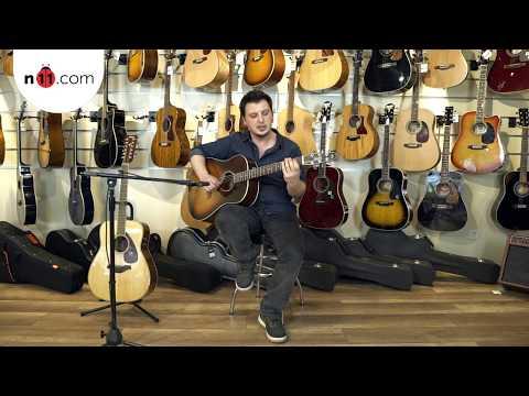Akustik Gitar Nasıl Çalınır - #n11ileSahneSenin