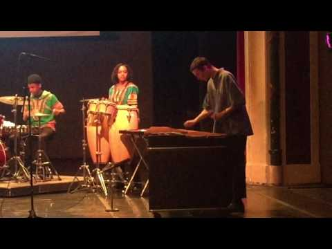 Africa Now - Baltimore School For The Arts - End of Makossa