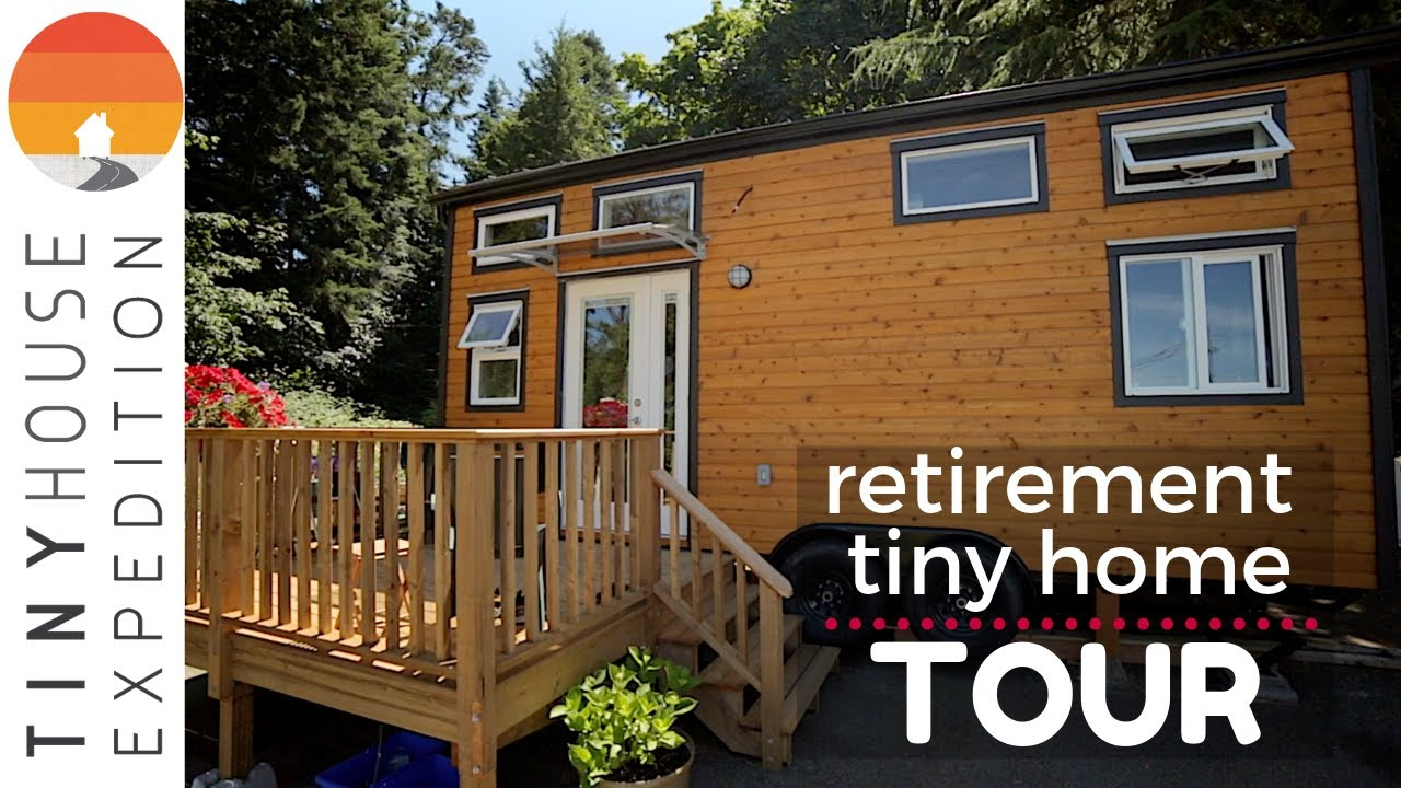 Tiny house living vancouver island