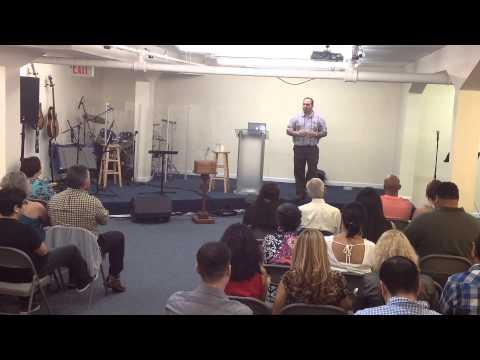 Mensagem Pastor Max (9 de Maio 2015)