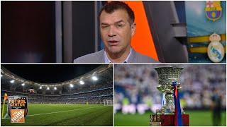 Por esto la Supercopa de España se jugará en Asia y Jared Borgetti no lo puede creer | Futbol Center