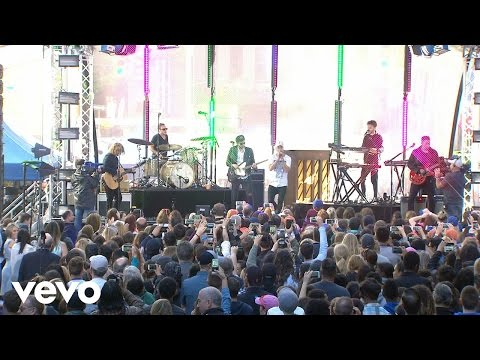 OneRepublic - No Vacancy (Live On The Today Show/2017)