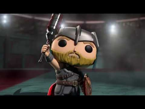 Marvel Collector Corps: Thor Ragnarok Box Trailer!