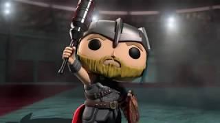 Marvel Collector Corps: Thor Ragnarok Box Trailer!