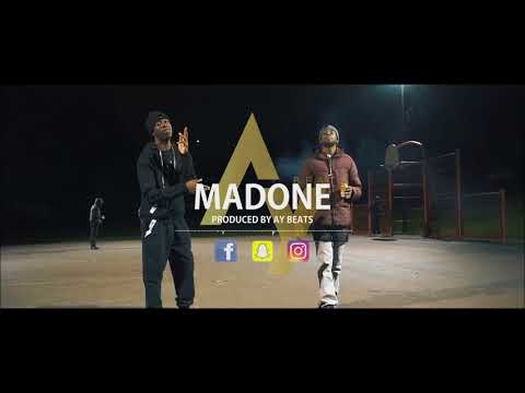 ||NEW|| Safone & M10 & Mist Type Beat | 'Madone' | 2018 | Prod. By Ay Beats