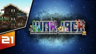 Junk Jack X | Let's Play | Episode: 21 Funeral & House Cleaning!