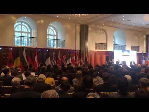 NATO Konferenz Berlin Hotel Adlon 13.11.2017