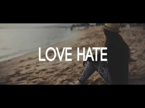 Love Hate - Emotional Pop Break Up Guitar Rap Beat Hip Hop Instrumental (New)