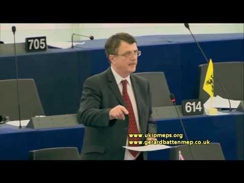 Open Borders: British voters will deliver verdict next May - @GerardBattenMEP @UKIP