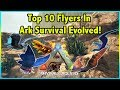 Top 10 FLYING CREATURES You Need In Ark Survival Evolved!