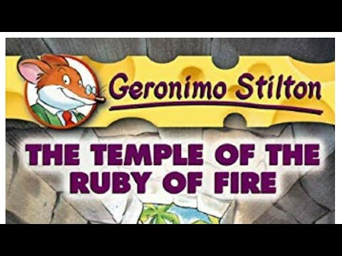 The Temple Of The Ruby Of Fire| Geronimo Stilton