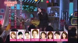 動画で共演(?)比較!ものまね歌姫、荒牧陽子メドレー8連発!!