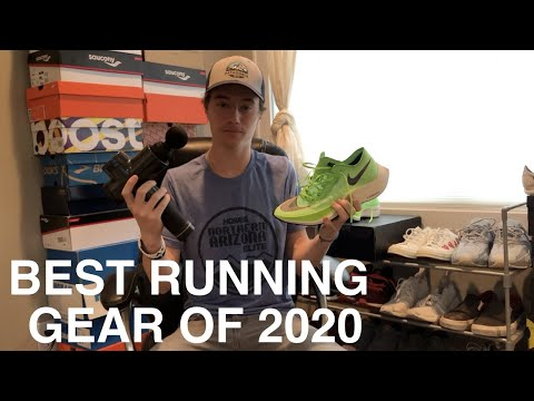 BEST RUNNING GEAR OF 2020! / 2020 RUNNING ESSENTIALS!