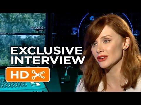 Jurassic World Interview HD | Celebrity Interviews | FandangoMovies